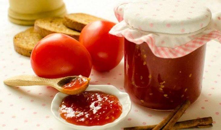Como se hace la mermelada de tomate casera